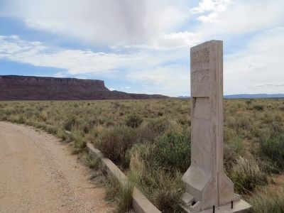 Dominguez y Escalante Expedition Marker image. Click for full size.