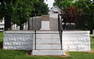 Mount Gilead Veterans Memorial Marker image. Click for full size.