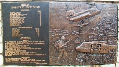 Vietnam Marker and Relief image. Click for full size.