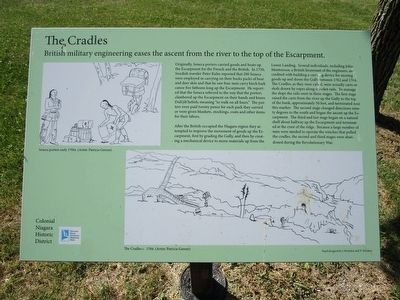 The Cradles Marker - New image. Click for full size.