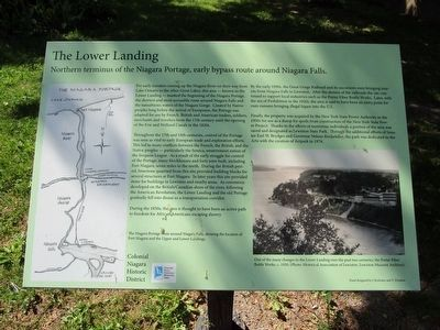The Lower Landing Marker - New image. Click for full size.