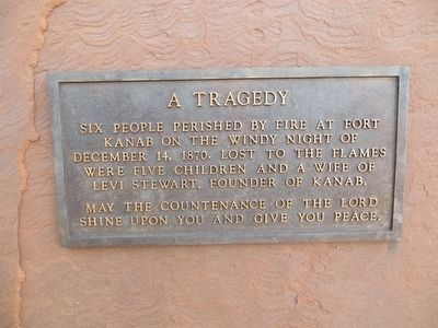 A Tragedy Marker image. Click for full size.