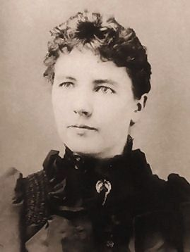 Laura Ingalls Wilder image. Click for full size.
