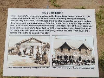 The Co-op Store Marker image. Click for full size.