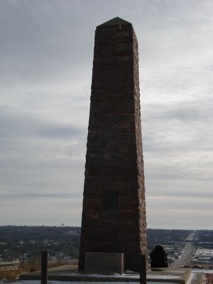 The Pioneer Memorial image. Click for full size.