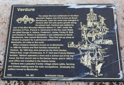Verdure Marker image. Click for full size.