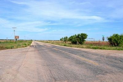 Intersection of State Highway 92 and County Road 251 image. Click for full size.
