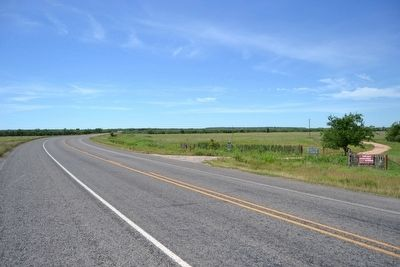 View to South from State Highway 283 image. Click for full size.