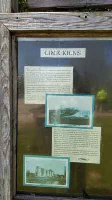Lime Kiln Marker image. Click for full size.