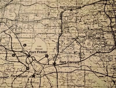 Map of Ft. Carroll image. Click for full size.