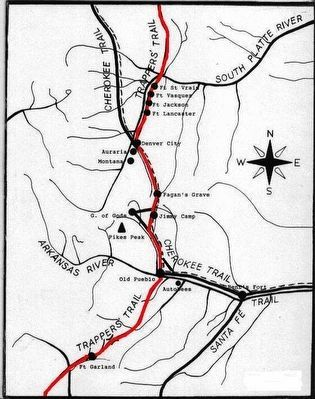 The Trapper's Trail Map image. Click for full size.