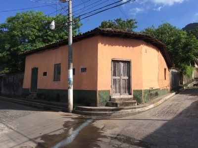 House Where Alberto Masferrer Was Born Marker image. Click for full size.