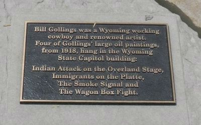 "Elling William ""Bill"" Golling Marker image. Click for full size."