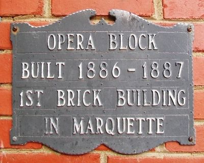 Opera Block Marker image. Click for full size.