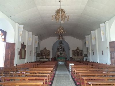 Interior of the Catholic Church of Atiquizaya image. Click for full size.