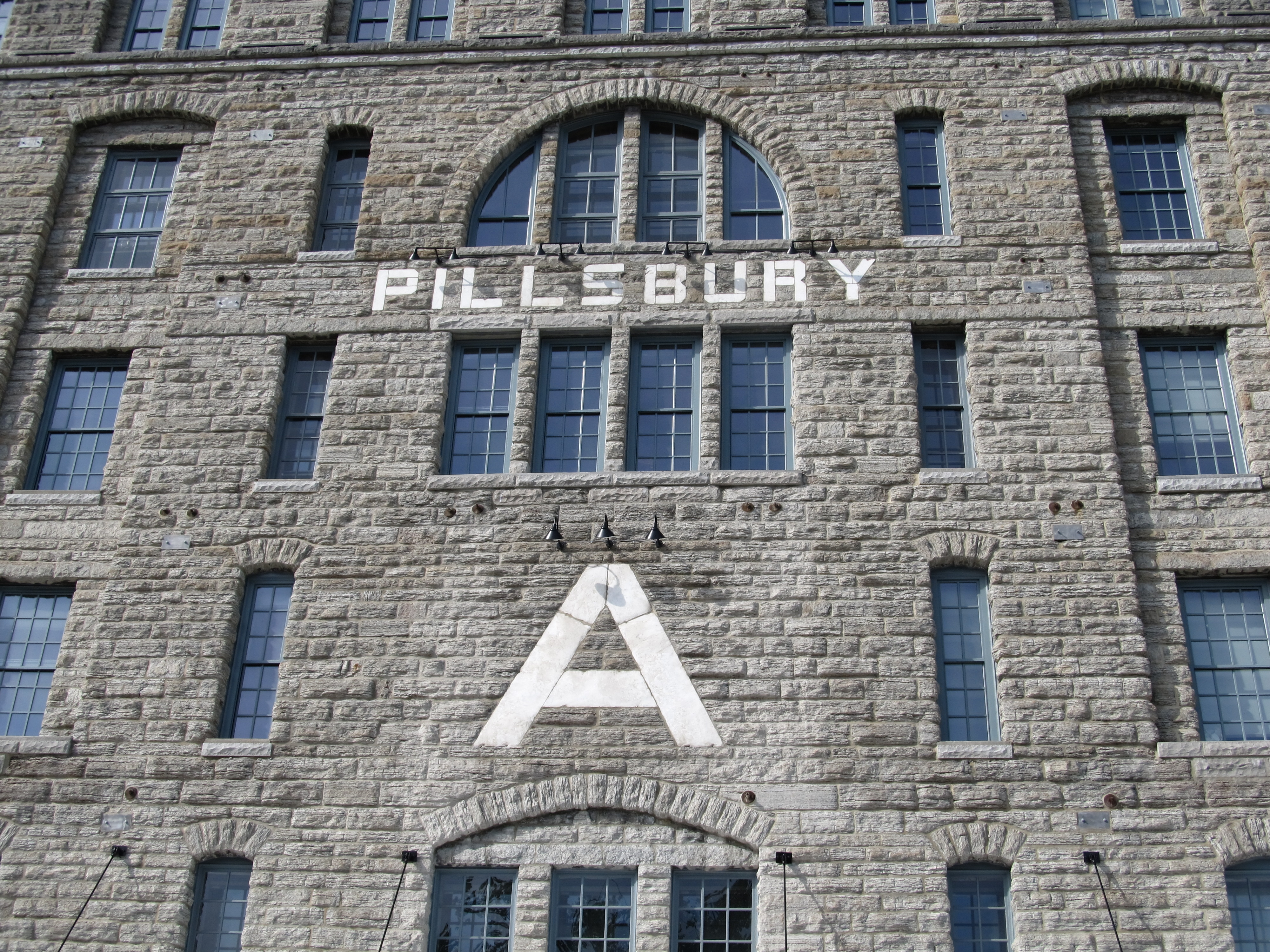 Pillsbury A Mill