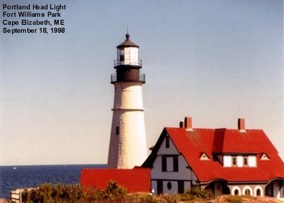 Portland Head Light image. Click for full size.