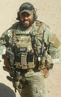 SSgt Robert Gutierrez, Jr. image. Click for full size.