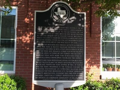 Forney Marker image. Click for full size.