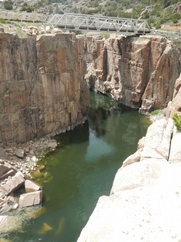 Fremont Canyon image. Click for full size.