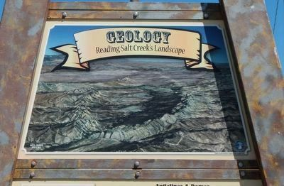 Geology Marker, top panel image. Click for full size.