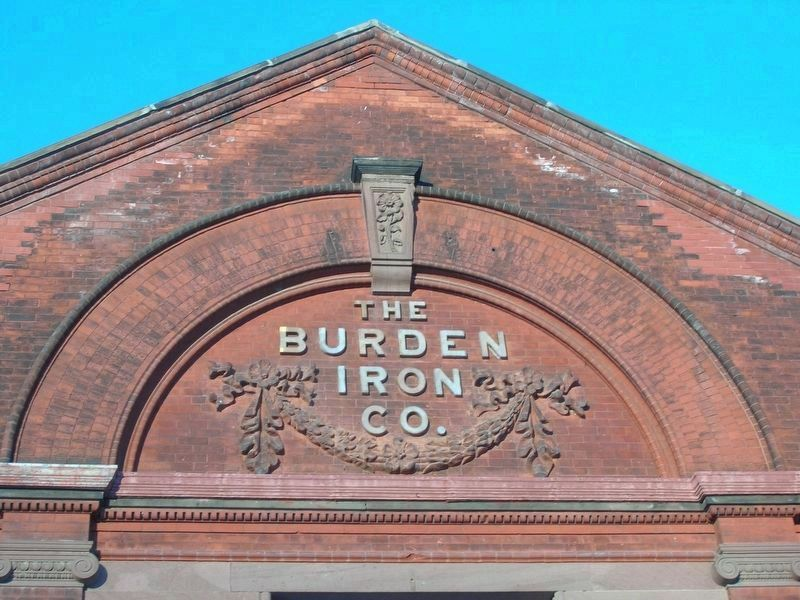 The Burden Iron Co. image. Click for full size.