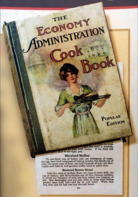 The Economy Administration Cook Book image. Click for full size.