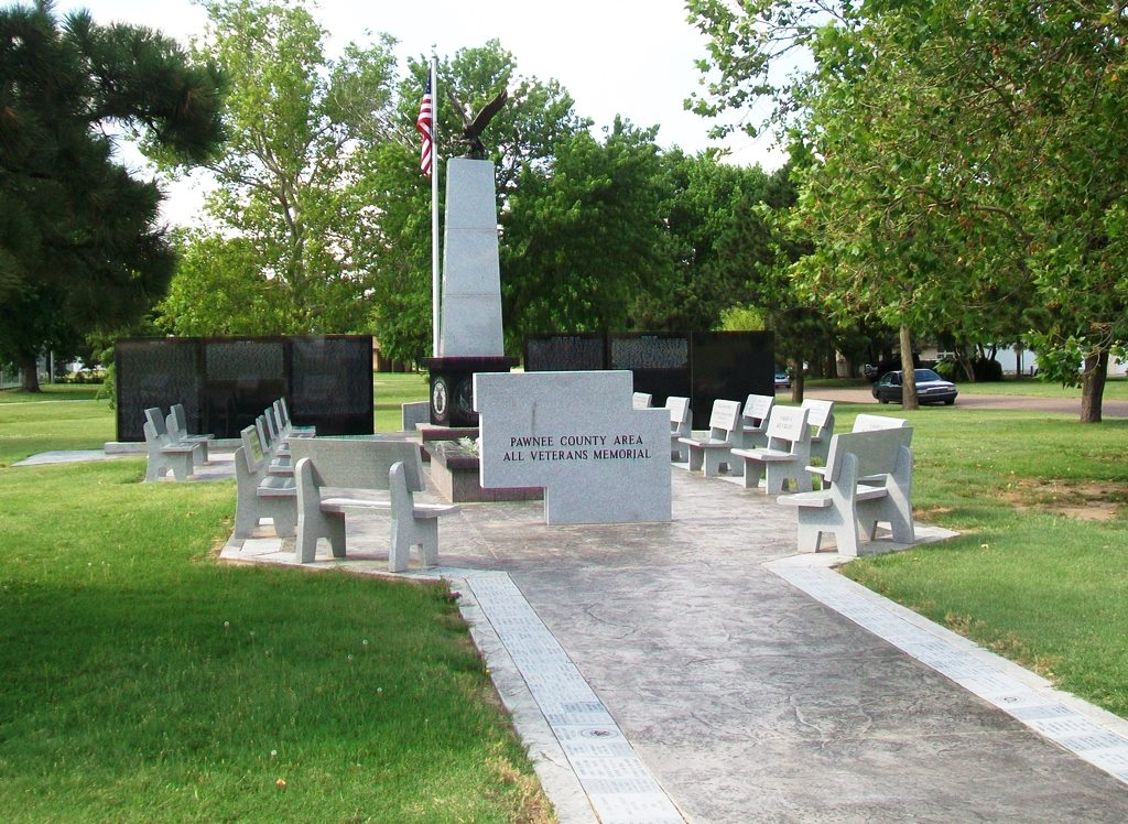 Pawnee County Area All Veterans Memorial
