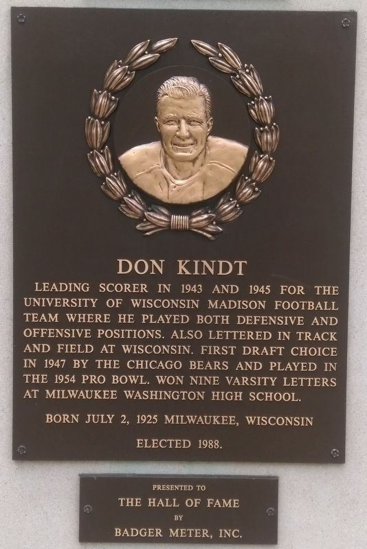 Don Kindt Marker image. Click for full size.