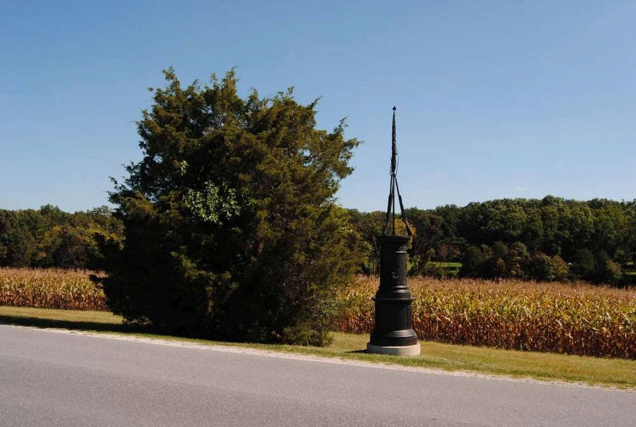 56th Pennsylvania Infantry Monument image. Click for full size.