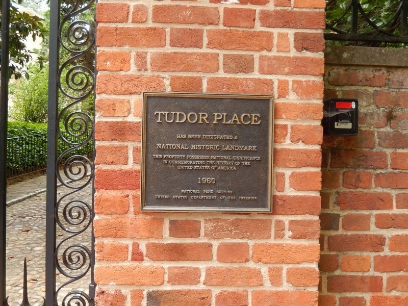 Tudor Place image. Click for full size.