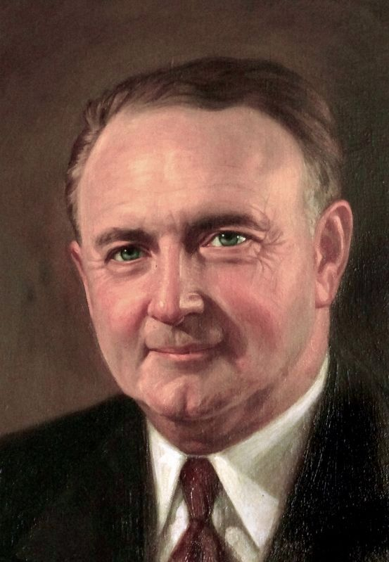 Harry F. Byrd Sr. image. Click for full size.