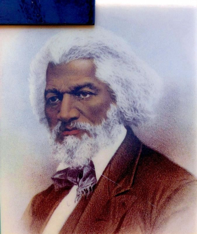 Frederick Douglass<br>The Sage of Anacostia image. Click for full size.