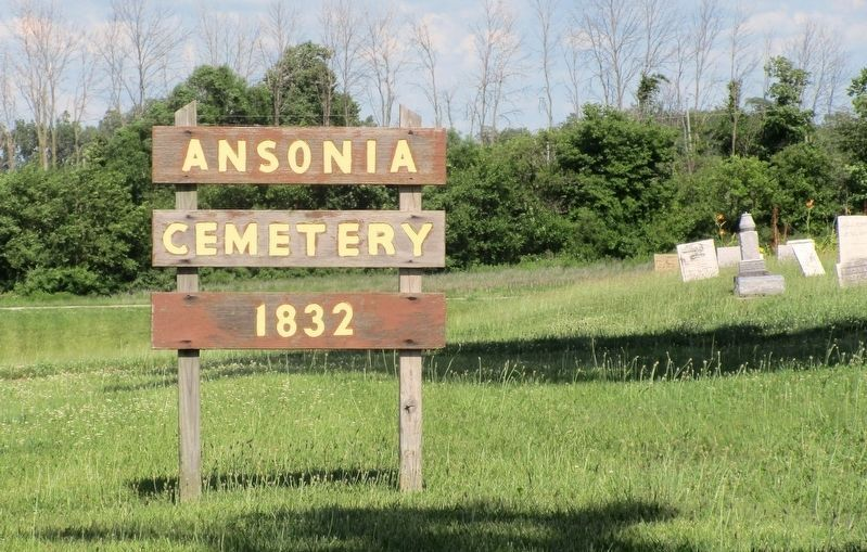 Ansonia Cemetery image. Click for full size.