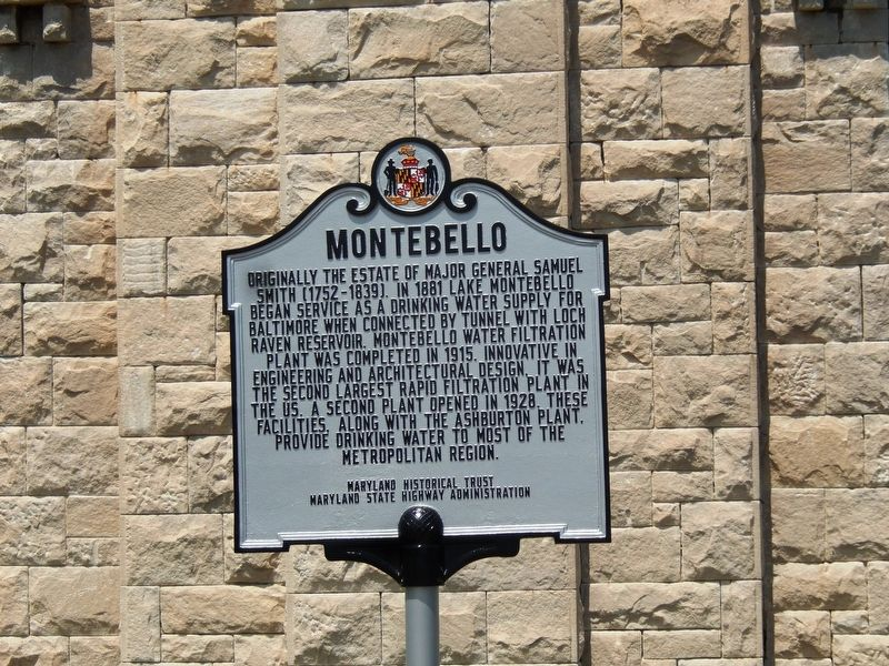 Montebello Marker image. Click for full size.