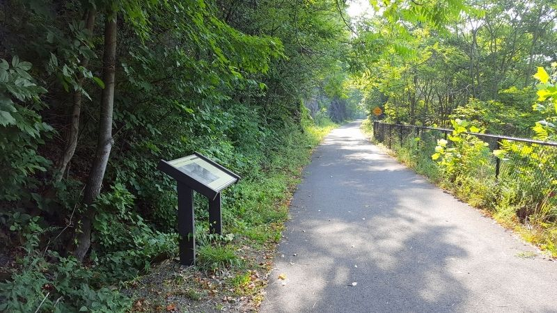Western Maryland Rail Trail (WMRT) image. Click for full size.