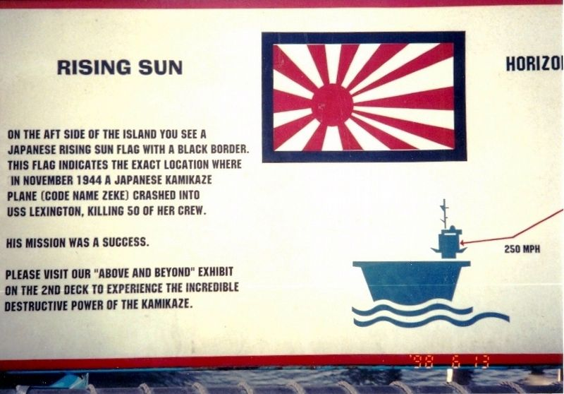 Rising Sun Marker image. Click for full size.