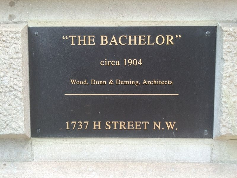 """The Bachelor"" Marker image. Click for full size."