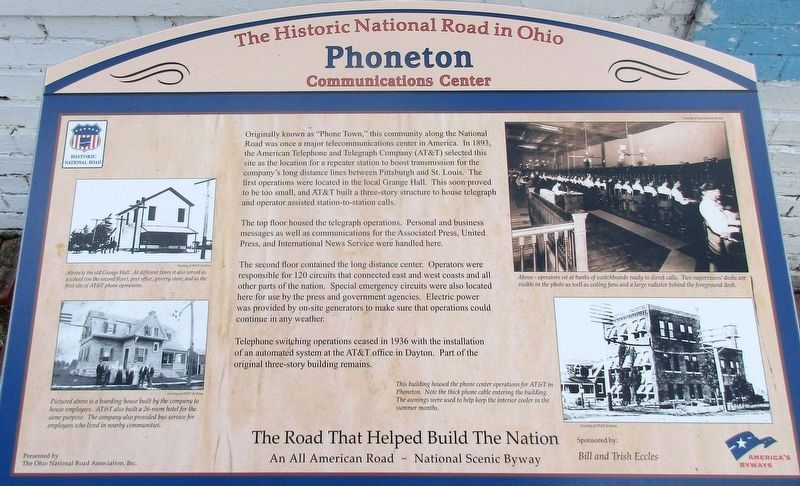 Phoneton Marker image. Click for full size.