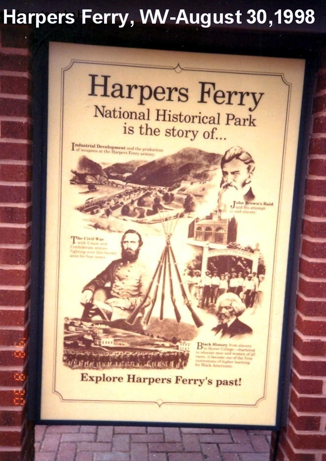 Harpers Ferry National Park-is the story of