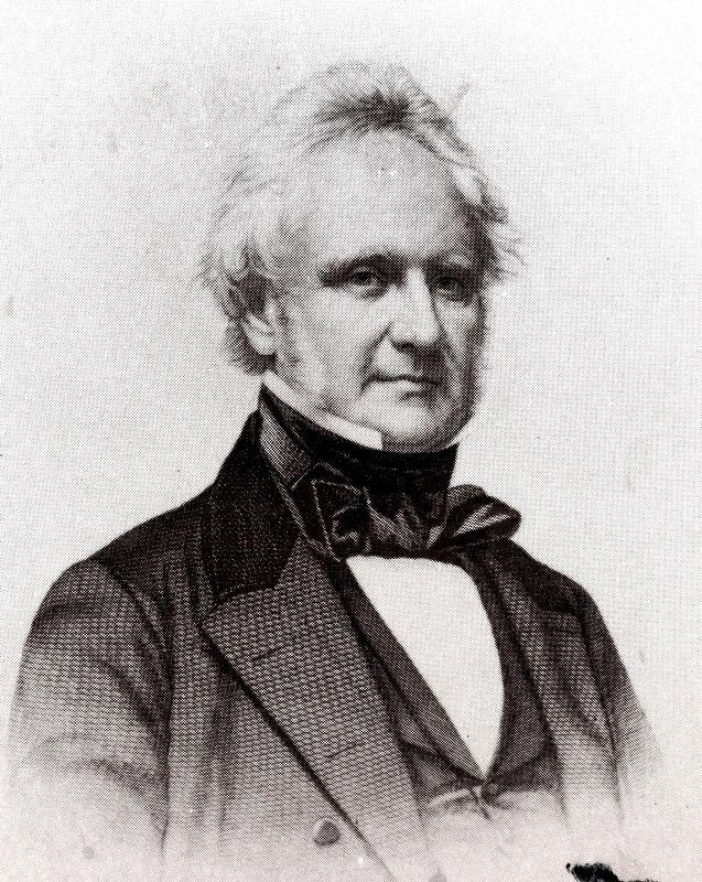 George Peabody image. Click for full size.