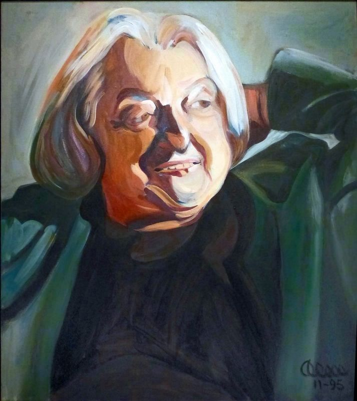 Betty Friedan image. Click for full size.