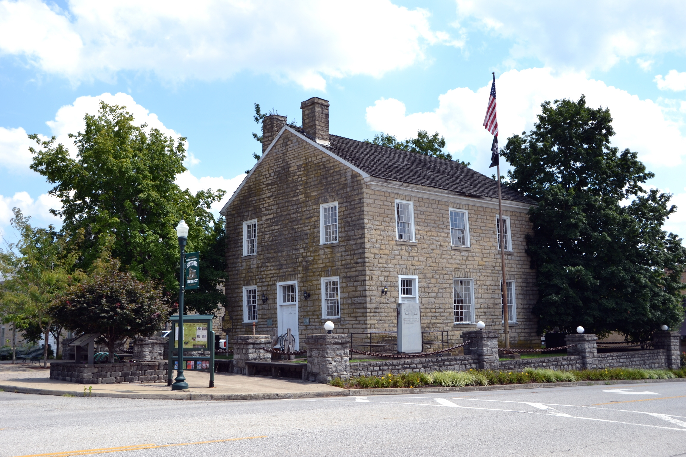 Greensburg Courthouse