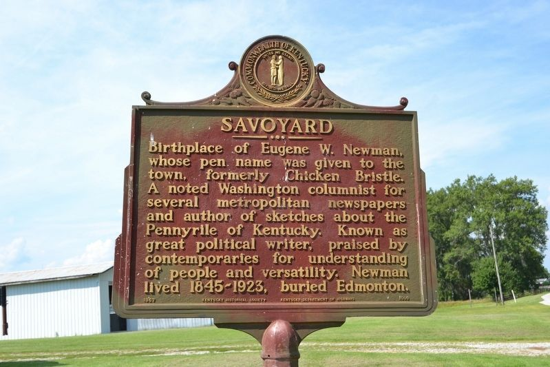 Savoyard Marker image. Click for full size.