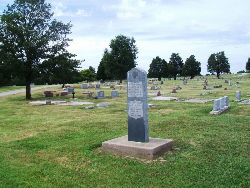Company G, 20th Kansas Volunteer Infantry Memorial image. Click for full size.