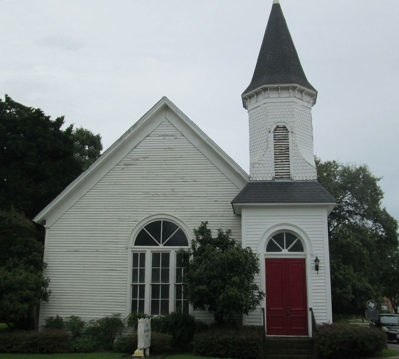 Covenant United Presbyterian Church image. Click for full size.
