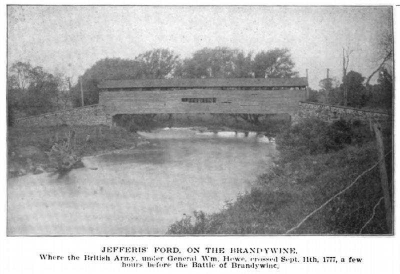 Jefferis Covered Bridge image. Click for full size.