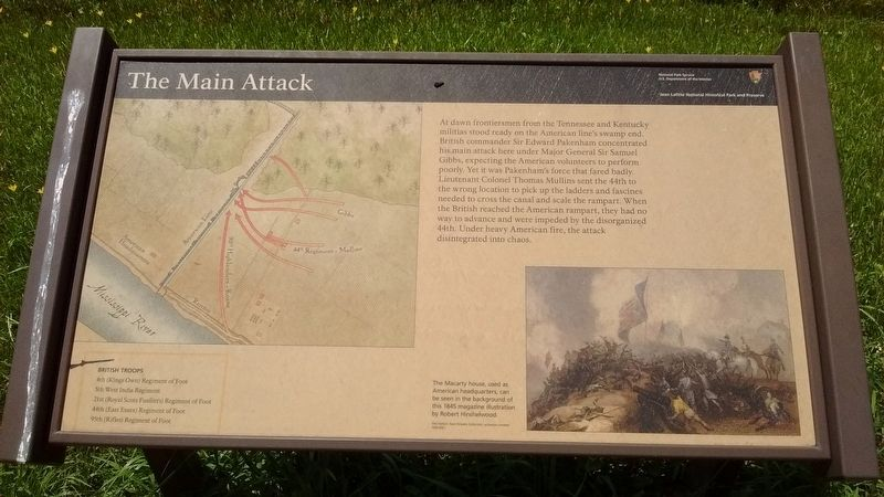 The Main Attack Marker image. Click for full size.