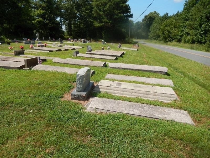 New Revived Church Cemetery image. Click for full size.