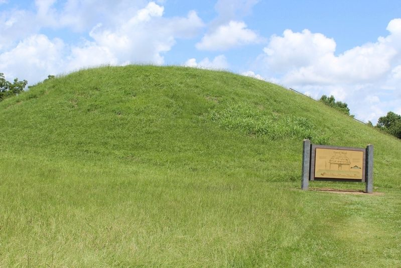 Emerald Mound image. Click for full size.